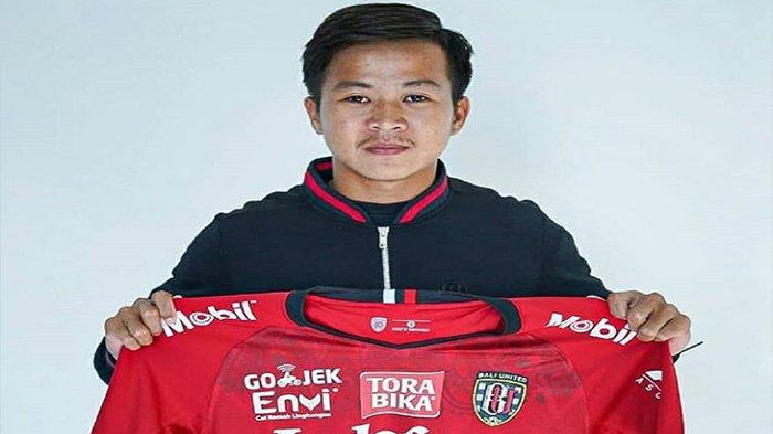 Satu-satunya Pemain Kalbar Rian Firmansyah Resmi Gabung Bali United di Liga 1