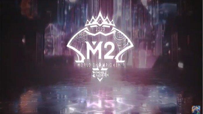 LIVE Streaming M2 World Championship Mobile Legends 2021 ...