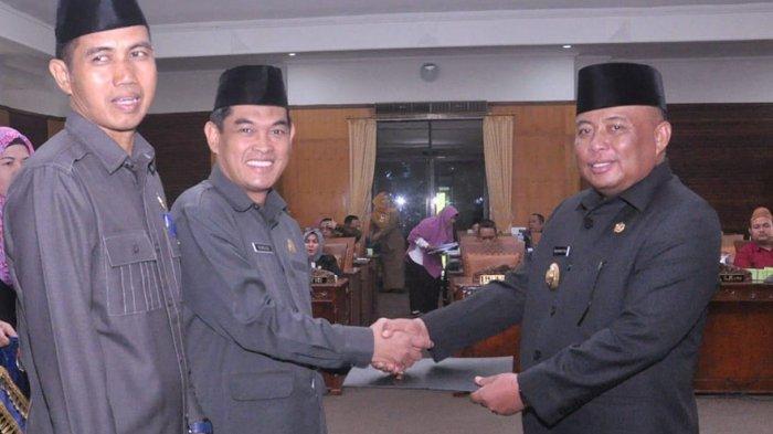Paripurna Raperda RPJMD, Muhammad Pagi: Harap Ada Sinergitas Antara Pelaku Pembangunan