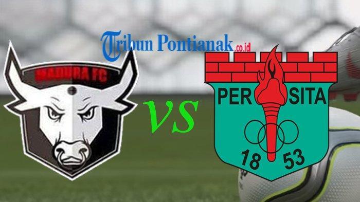 LIVE STREAMING Madura FC Vs Persita Laga Penentuan Babak 8 Besar Liga 2 Berlangsung Pukul 15.30 WIB