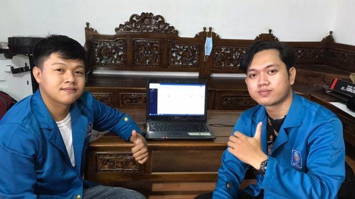 Mahasiswa UBSI Pontianak Ciptakan Website Perhitungan Royalti Penulis