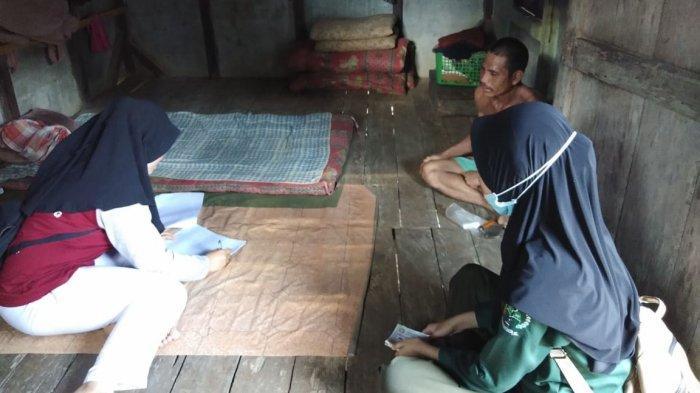 BREAKING NEWS - Indikasi Kasus TBC Desa Melingkat Mengkhawatirkan, 1 Meninggal & 1 Anak Dirawat RS