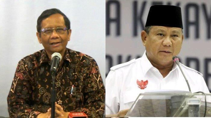 Mahfud MD Tak Tertarik Pidato Kebangsaan Prabowo Subianto?, Ditanya Netizen Malah Jawab Ini