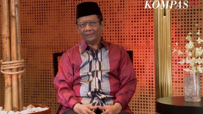 JADWAL Sidang Putusan MK Kamis (27/6) Mulai Pukul 12.30 WIB! Mahfud MD Menduga Ini yang Terjadi