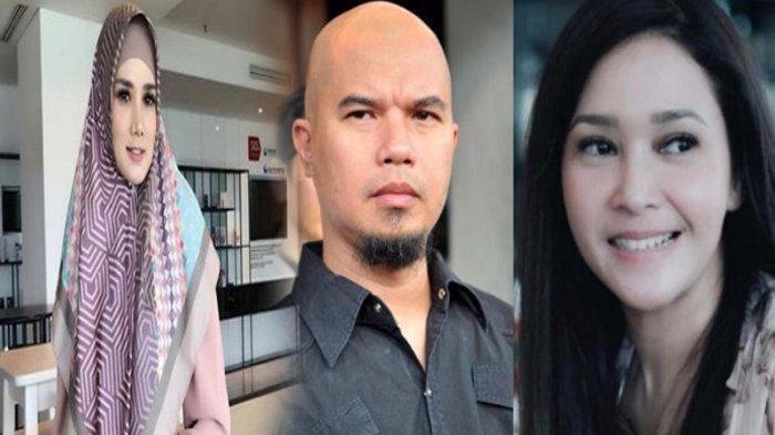 Maia Estianty Mantan Istri Ahmad Dhani Sebut Nama Asli Mulan Jameela Didepan Juri Indonesian Idol