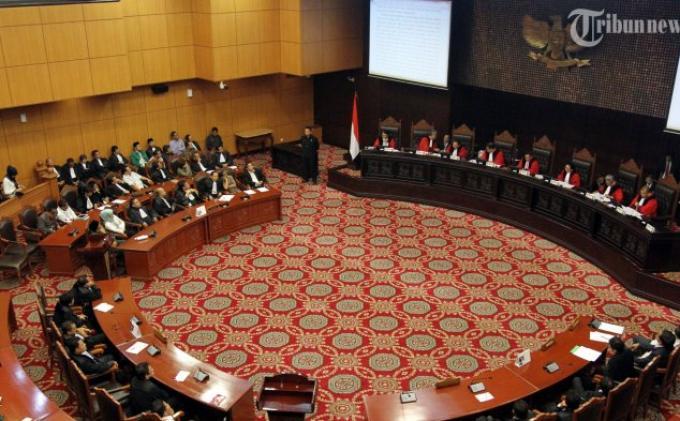 Penjelasan Bawaslu Kalbar Terhadap Tudingan Saksi Kubu Prabowo di MK