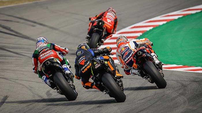 HASIL MOTOGP Barcelona Malam Ini 6 Juni 2021 Valentino Rossi Vs Marquez MotoGP Barcelona Catalunya