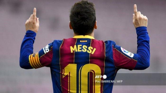 Jebolan La Masia Jadi Penerus Nomor 10 Lionel Messi, Barcelona Umumkan Secara Resmi