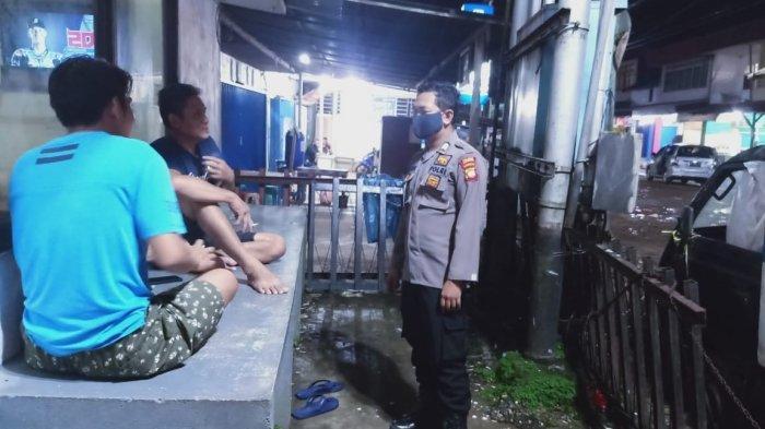 Anggota Polsek Batang Tarang Laksanakan Patroli Malam, Ini Sasarannya