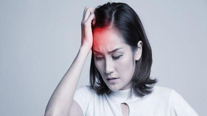 Cara Memijat Kepala yang Pusing ! Ini Titik Pijat untuk Menghilangkan Sakit Kepala