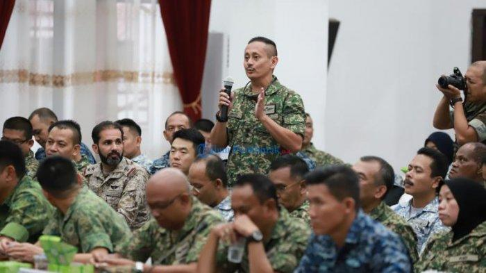 FOTO: Maktab Pertahanan Angkatan Tentera Malaysia Berkunjung Ke Kantor Gubernur Kalbar - malayasia-tni-ke-kalbar.jpg