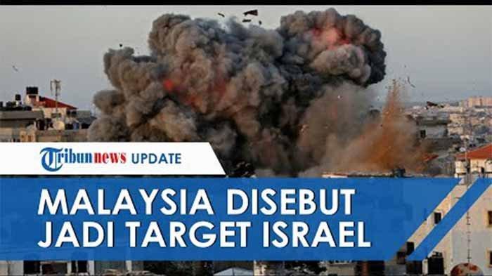 Malaysia Target Israel - Menteri Dalam NegeriMalaysia Minta Masyarakat Tenang Situasi Terkendali