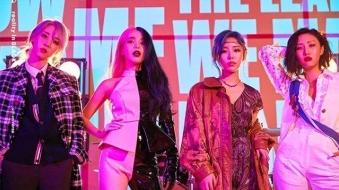 MAMAMOO Salip (G)I-DLE dan BLACKPINK Puncaki Daftar Girl Grup K-Pop Terpopuler Desember Ini