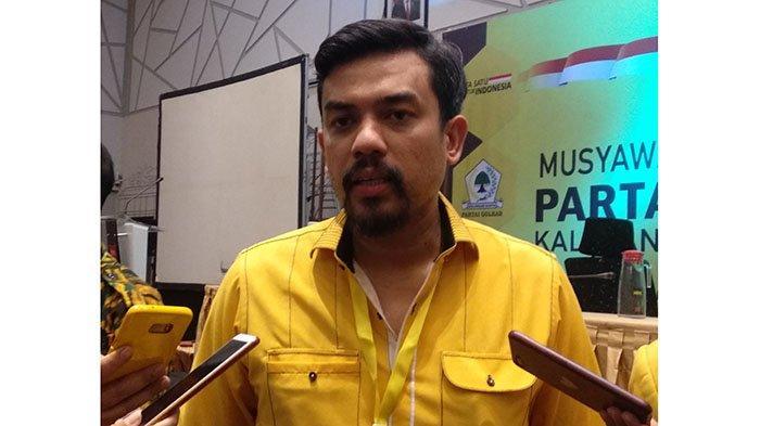 Angkat Suara Terkait Hasil Pilkada 2020, Berikut Pernyataan Ketua DPD Golkar Kalbar Maman Abdurahman