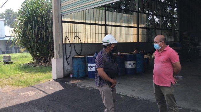 Kebutuhan Oksigen Meningkat, PLN Pontianak Tinjau Pabrik Pemasok Guna Pastikan Keamanan Listrik