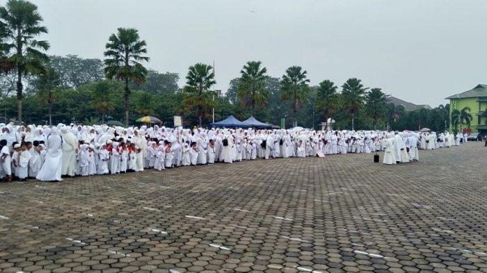 Himpaudi Kota Pontianak Gelar Manasik Haji PAUD, Kenalkan Rukun Islam ke-5