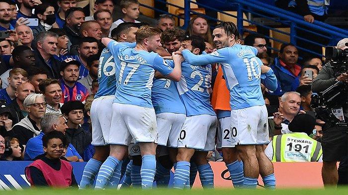LIVE SCORE Liverpool Vs Manchester City & Rekor Bagus The Citizens Kontra The Reds