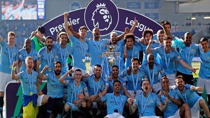Jadwal Liga Inggris 2021-2022, Juara Bertahan Manchester City Langsung Ditantang Lawan Kuat