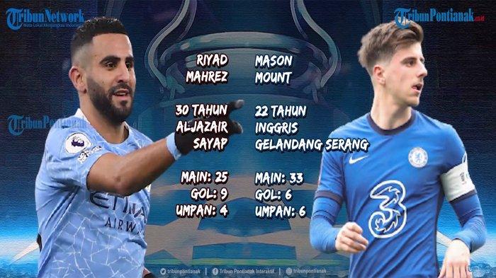 PREDIKSI Chelsea vs Manchester City di Final Liga Champions 2021 Lengkap Daftar Juara Liga Champion