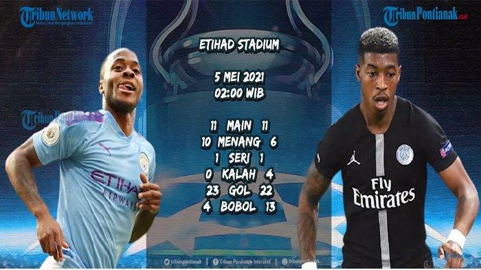 Manchester City Lolos Final Liga Champion Kontra Chelsea/Real Madrid - Rekam Jejak City Lolos Final