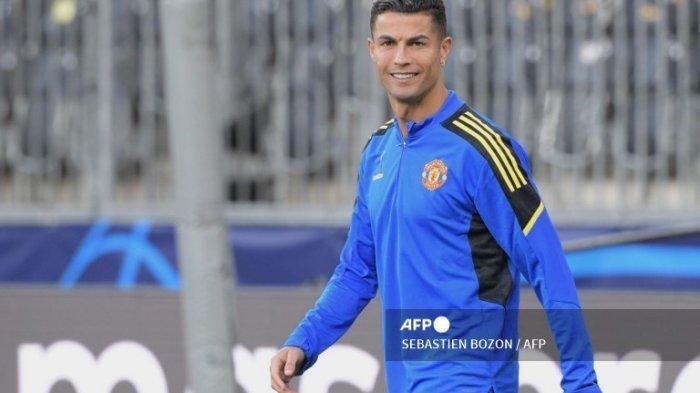 MANCHESTER United Vs Young Boys, Cristiano Ronaldo Starting ? Cek Link Streaming SCTV UCL 2022