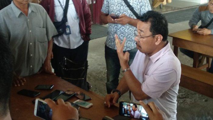 BREAKING NEWS - OTT KPK Seret PDI Perjuangan, Alexius Akim Caleg Gagal PDIP Kalbar Angkat Bicara