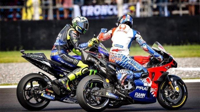 JADWAL Kualifikasi MotoGP Amerika 2019, Marc Marquez Cemas Kekuatan Baru Valentino Rossi