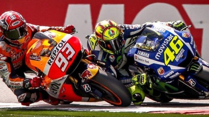 Jadwal Live Streaming Trans7 MotoGP Ceko 2020 - Peluang Rossi Naik Podium & Kembali Marc Marquez