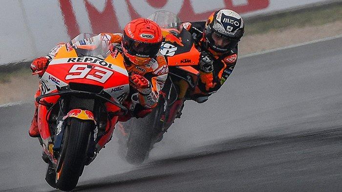 HASIL FP3 MotoGP San Marino 2021 Hari Ini Update di Link Results Waktu Marc Marquez - Pecco Bagnaia
