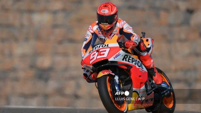 KABAR Terbaru Marc Marquez & Mampukah Marquez Juara MotoGP Aragon Malam Ini? Start Dari Posisi 4