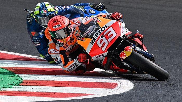 Berita MotoGP Hari Ini Lengkap Jadwal MotoGP Amerika 2021 Live Trans7 Hari Minggu 3 Oktober