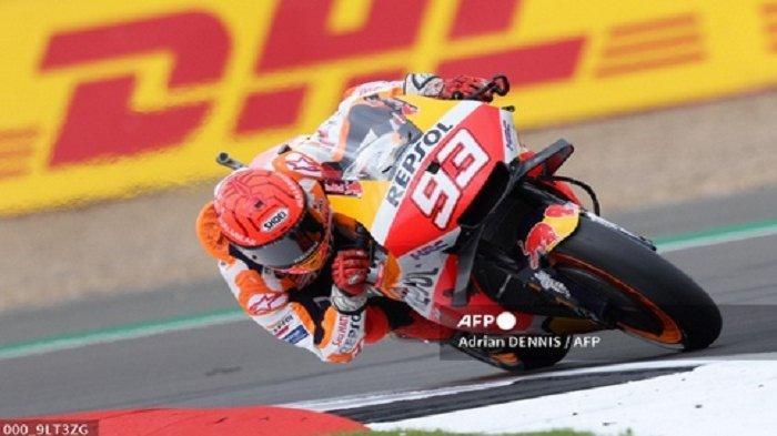 KABAR Terbaru Marc Marquez Jelang Race GP Motorland Aragon Spanyol & Marquez Jadi Ancaman Quartararo