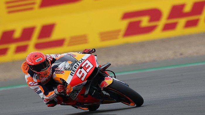 KABAR Terbaru Marc Marquez Hari Ini Minggu 5 September 2021 serta Catatan Marquez di MotoGP Aragon