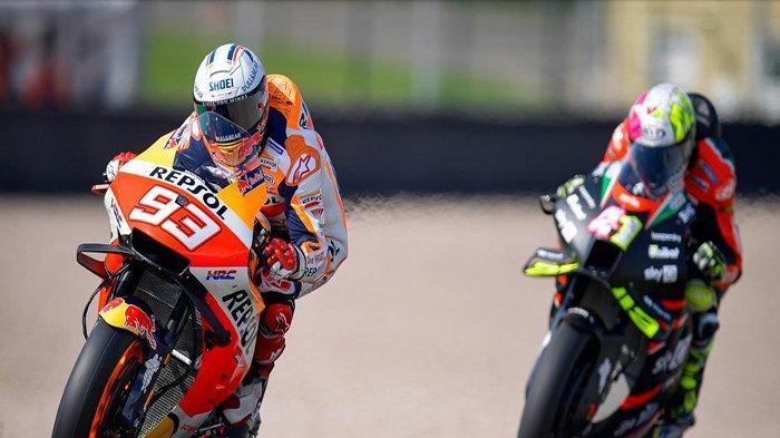 Urutan Start MotoGP Jerman 2021 Hari Minggu 20 Juni 2021 Zarco Pole Position, Marc Marquez Mengintai