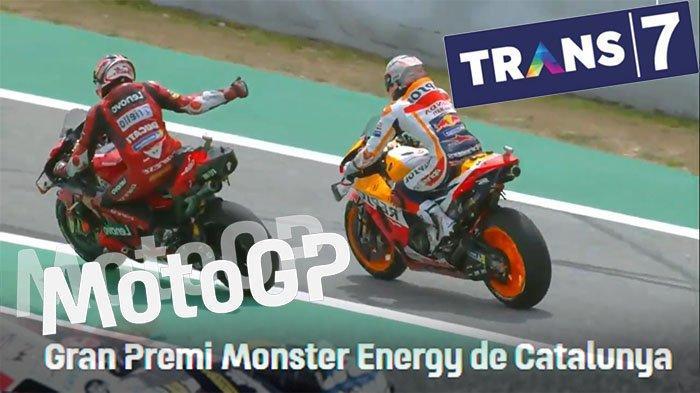 MARC Marquez Posisi Berapa? Cek Urutan Start MotoGP Besok dari Hasil Kualifikasi Moto Gp Hari Ini