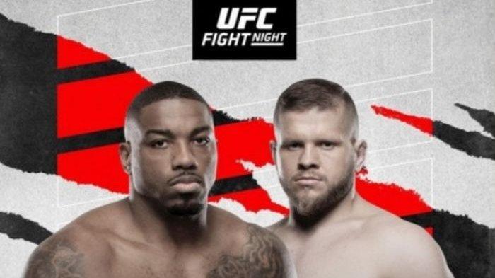 Link Live Streaming UFC Vegas 28 Jairzinho Rozenstruik vs Augusto Sakai