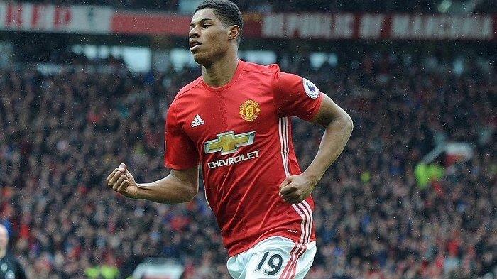 HASIL Liga Inggris Manchester United vs Brighton - Gol Mantan Dibalas Rashford & Greenwood, MU Kokoh
