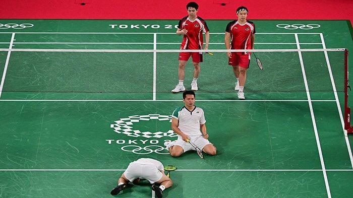 Klasemen Akhir Badminton Olimpiade Tokyo! 4 Pasangan Indonesia Melaju Mulus ke Perempat Final