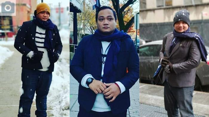 PROFIL Marhasak Reinardo Sinaga, Bercita-cita Jadi Duta Besar New Zealand