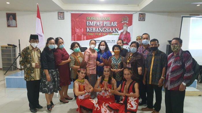 Masyarakat Kalbar Menghadapi Tantangan untuk Membatinkan Semangat Pancasila