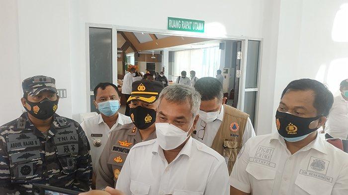 Bupati Martin Pinta Perketat Batas Kabupaten Ketapang Dengan Kalteng