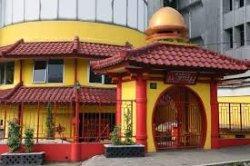 Sejarah Panjang Masjid Lautze Bernuansa Kelenteng