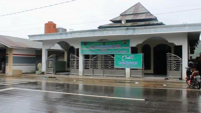 Masyarakat Fungsikan Kembali Masjid yang Sempat Dikuasai Teroris di Samarinda