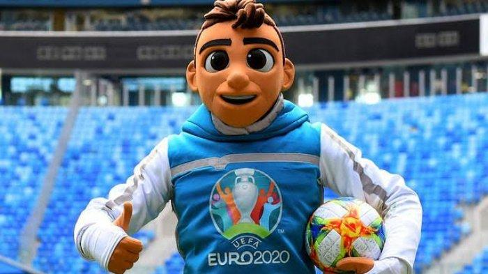 Euro 2020 Disiarkan Dimana & Apa Maskot Euro 2020? Jadwal Lengkap Euro 2020 & Negara yang Lolos Euro