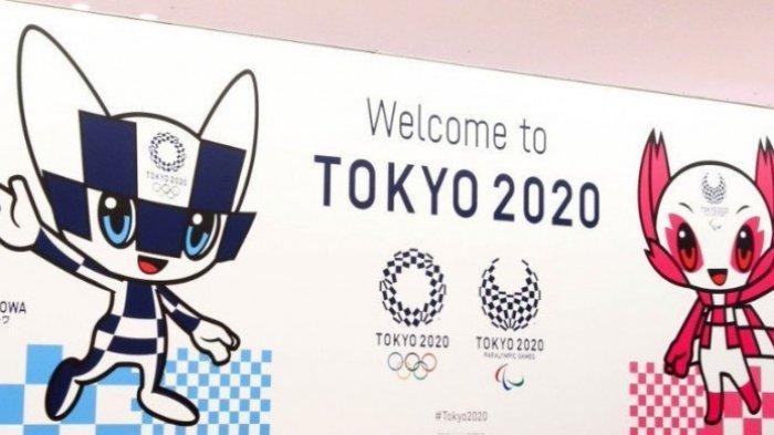 SIARAN LANGSUNG Pembukaan Olimpiade Tokyo 2021 Live Streaming TVRI Pukul 18.00 WIB Jumat 23 Juli