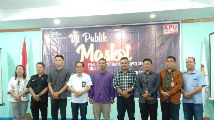 Masuk 3 Besar Dalam Sayembara Maskot Pemilu 2020 KPU Sekadau. Jujun: Hobby Yang Berdampak Positif
