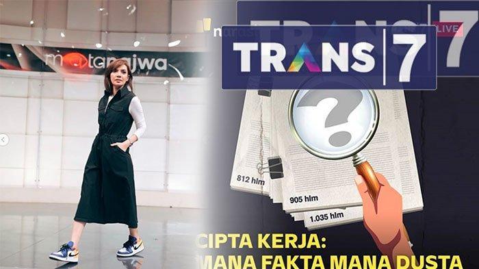 STREAMING Trans 7 Tv Siaran Mata Najwa Malam Ini Rabu 21 Oktober 2020, Cek Link Tv Online Trans 7