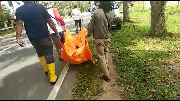 Penemuan Mayat Tanpa Identitas di Jalan Alteri Supadio Kubu Raya, Polisi Beberkan Kronologinya