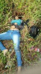 Beredar Foto Penemuan Mayat Perempuan di Semak, Awalnya Dikira Warga Ketapang