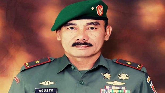 PROFIL Mayjen Sulaiman Agusto Pangdam XII/Tpr, Suksesor Mayjen M Nur Rahmad Kini Jabat Kaskostrad